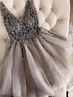 Beaded Homecoming Dresses Sweet 16 Dresses MPD080