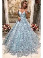 Off the Shoulder Lace Prom Dresses Banquet Gowns Evening Gowns MPD335