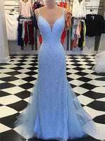 Tulle Prom Dresses Formal Dresses Wedding Party Dresses MPD370