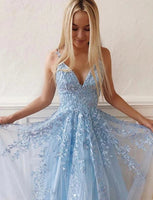 Tulle and Lace Prom Dresses Formal Dresses Wedding Party Dresses MPD380