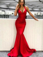 Sexy Mermaid Formal Dresses Prom Dresses Wedding Party Dresses MPD410