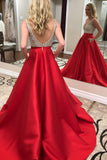 Beaded Prom Dresses Wedding Party Dresses Evening Dresses MPD115