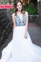 Halter Prom Dresses Banquet Gowns Evening Gowns MPD143