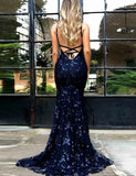 Sparkling Prom Dresses Banquet Gowns Evening Gowns MPD176
