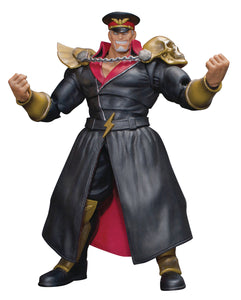 STORM COLLECTIBLES STREET FIGHTER V BATTLE M BISON 1/12 ACTION FIGURE