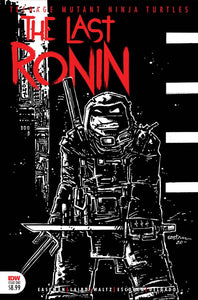 TMNT: The Last Ronin #1 (OF 5) 3rd Print - PREORDER