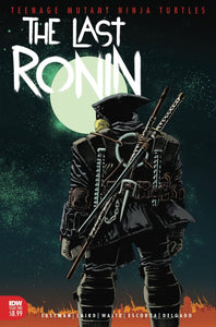TMNT: The Last Ronin #1 (of 5) 2nd Print - PREORDER