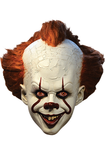 It- Pennywise Deluxe Edition Mask