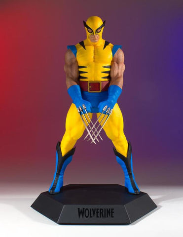 Marvel Collector's Gallery Wolverine 1974 Statue