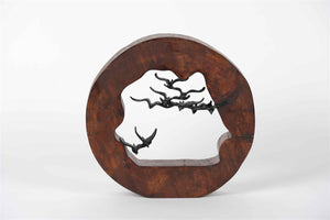 Mango Wood Art Vogels
