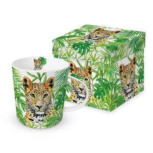 Tropical Leo mug PPD
