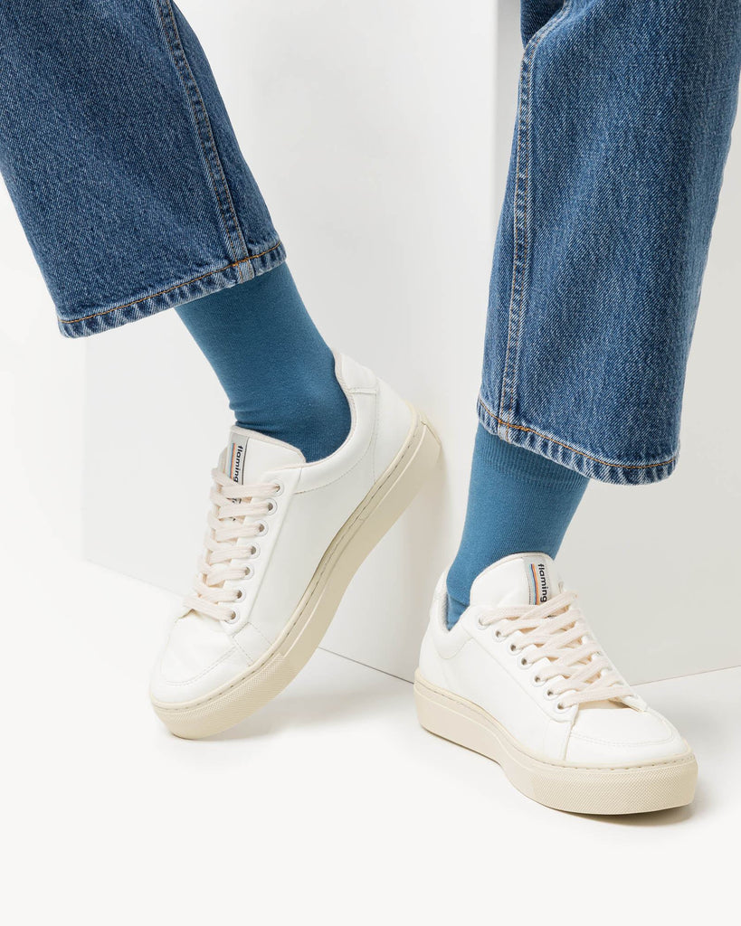 variant 1 | EN Blue Socks Women | EN Socken Blau Damen