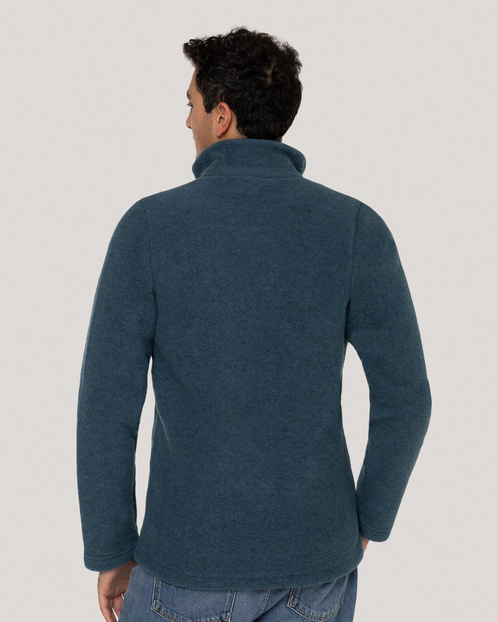 variant_1 | EN Blue Jacket Men | DE Blaue Jacke Herren