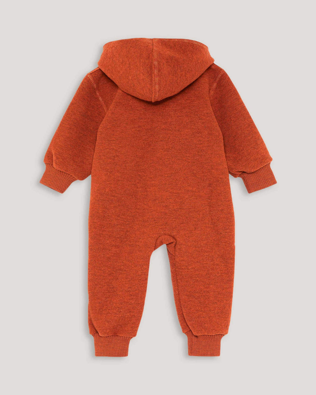 variant_1 | EN Orange Overall Baby Kids | DE Orange Overall Baby Kinder mit Kapuze