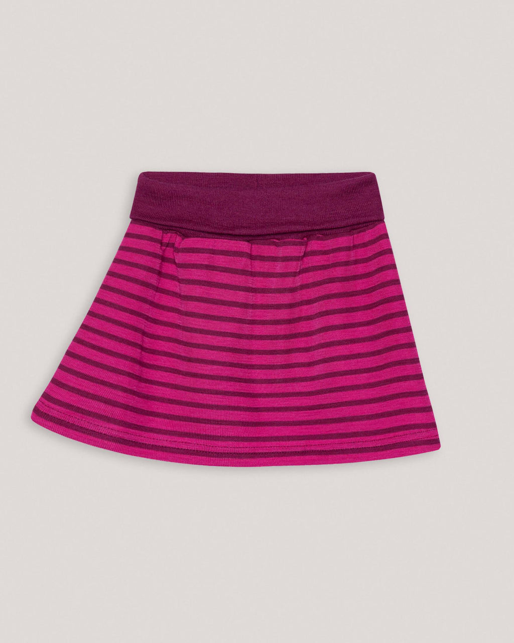 variant_2 | EN Pink Skirt Kids Stripes | DE Pink Rock Kinder mit Streifen