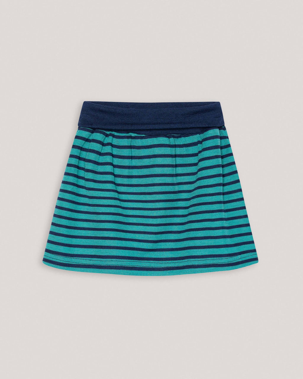 variant_1 | EN Blue Skirt Kids Stripes | DE Blau Rock Kinder mit Streifen