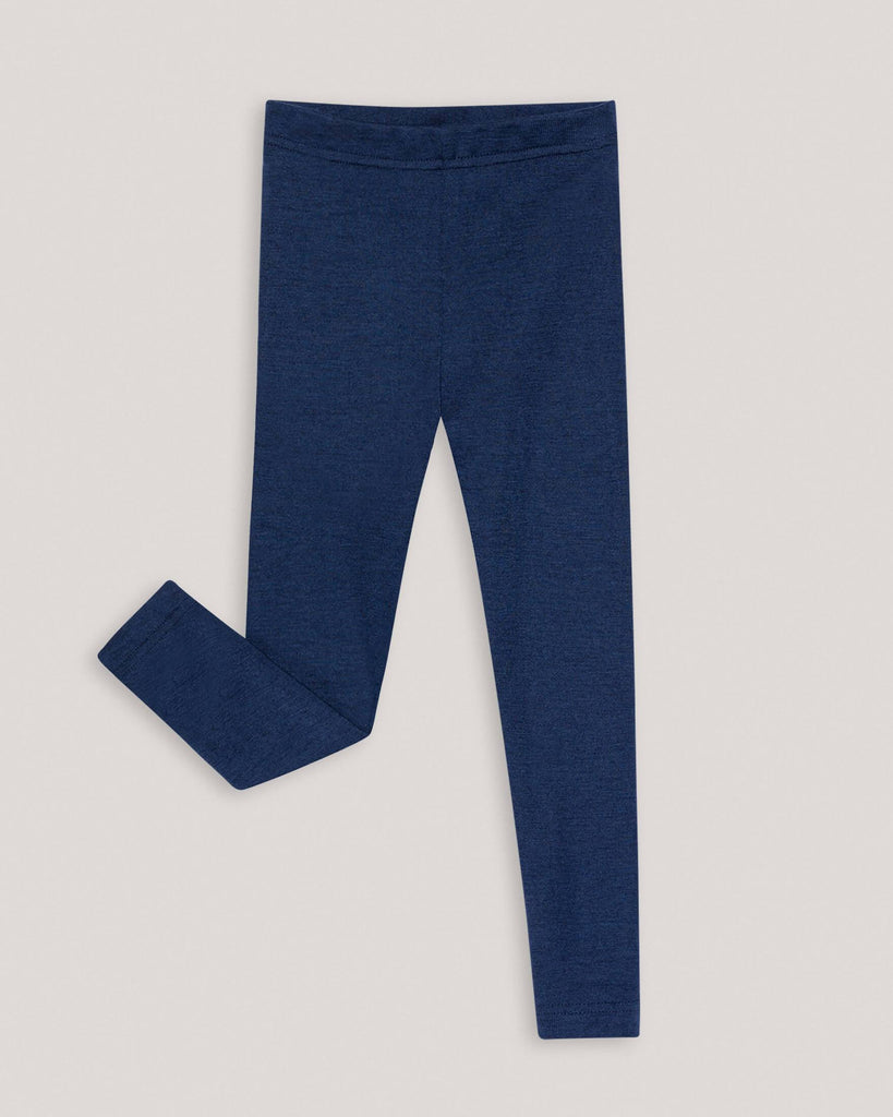 DE Blaue Leggings Kinder Bunt GEL