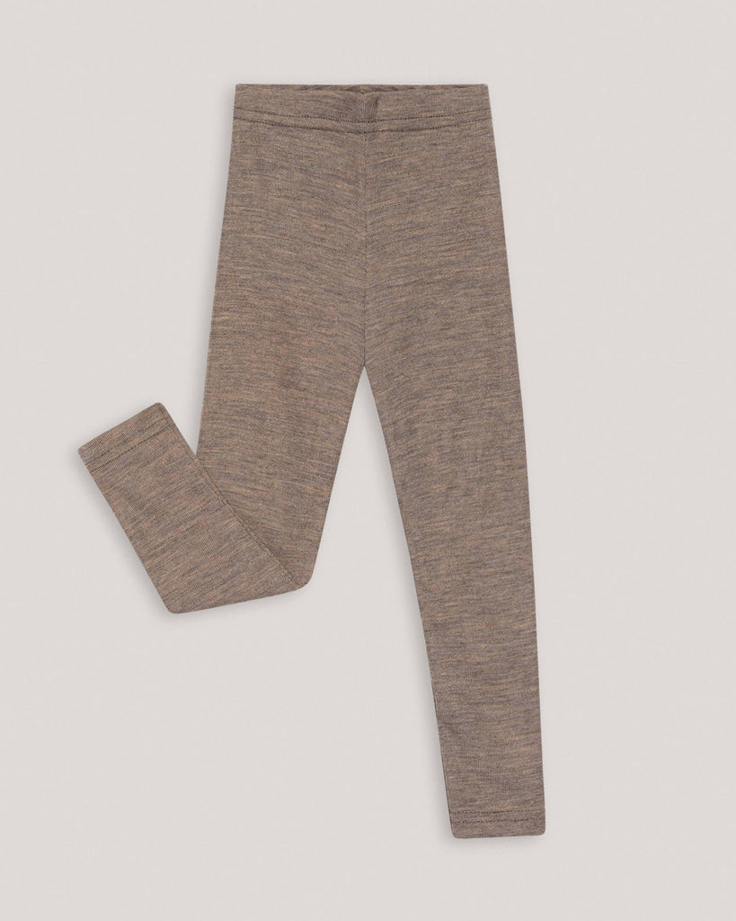 DE Braune Leggings Kinder Bunt GEL
