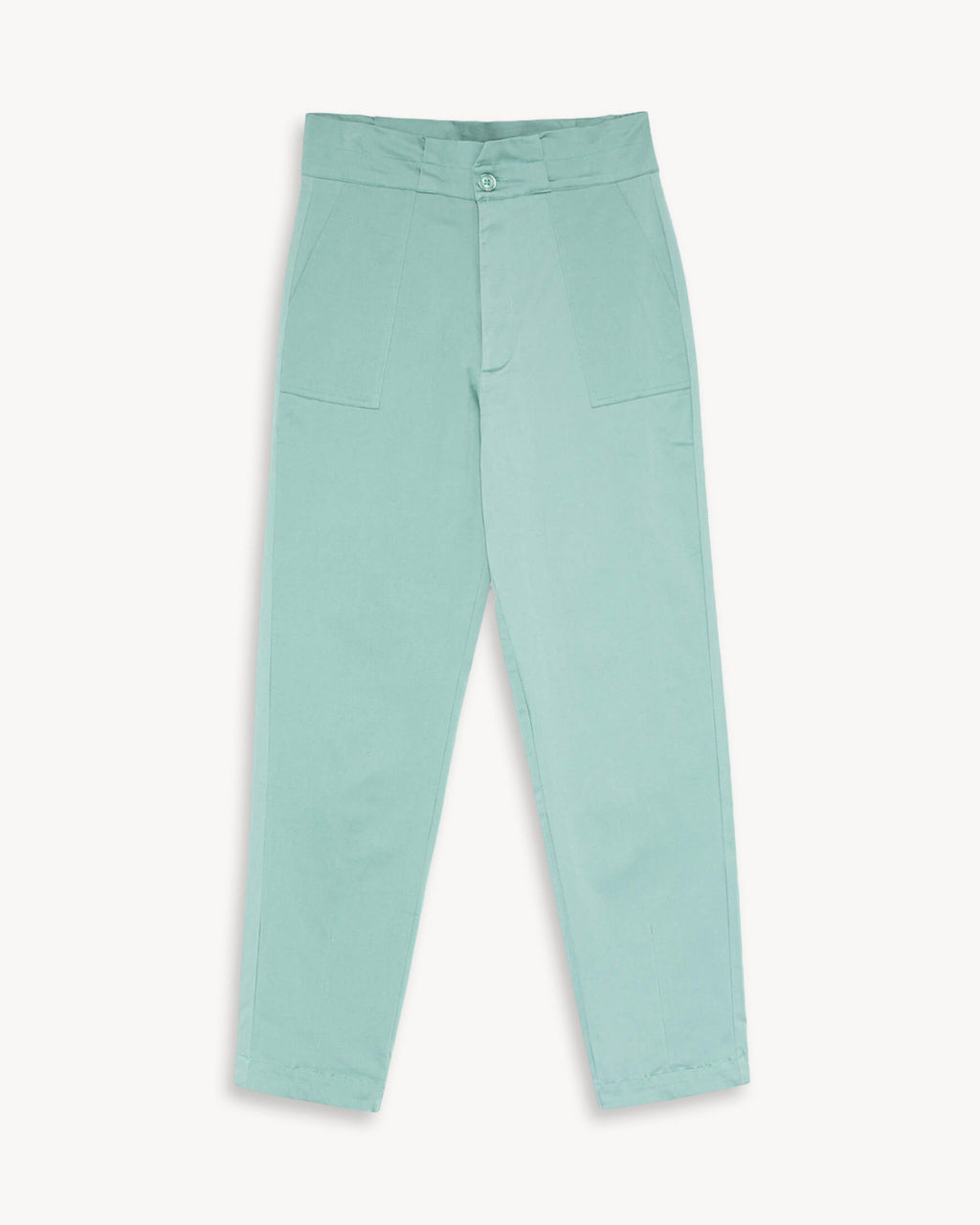 variant_1 | EN Satin trouser pants Women| DE Satin Hose Damen