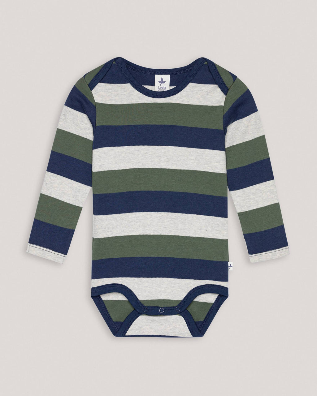 variant_2 | EN Green Bodysuit for baby | DE Grüner Body für Baby