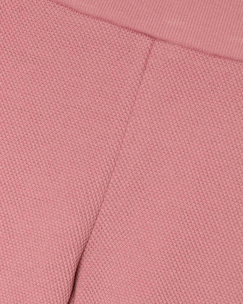 Dusty Rose Pink Sweatpants for Kids and Baby with pads on knees