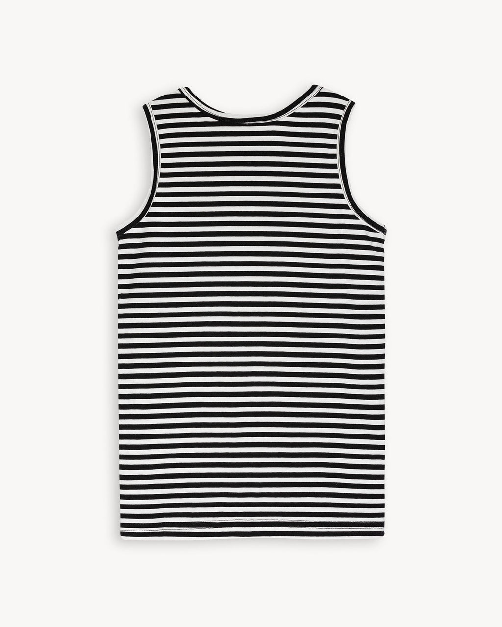 variant_2 | EN Black White Stripes Striped Underwear Undershirt Shirt Tanktop Girls Kids | DE Schwarz Weiß Gestreift Streifen Unterhemd Tanktop Mädchen Kinder Kids