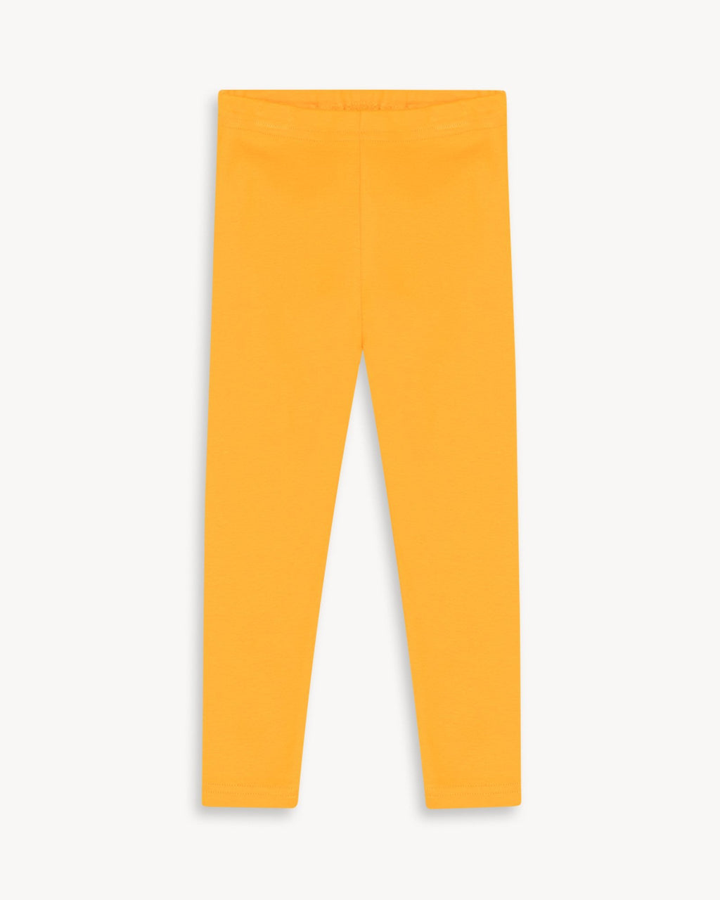 variant_1 | EN Yellow  basic Leggings for kids and babies | DE Gelbe Leggings für Kinder und Babies