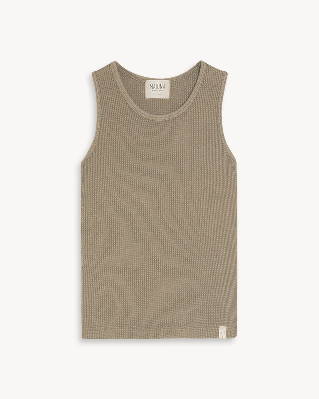 variant_1 | EN Shirt Tanktop Underwear Shirt Olive Green Darkgreen Toddlers Kids MATONA | DE Tanktop Shirt Unterhemd Olive Grün Dunkelgrün Erdtöne Erdfarben Kleinkinder Kinder MATONA
