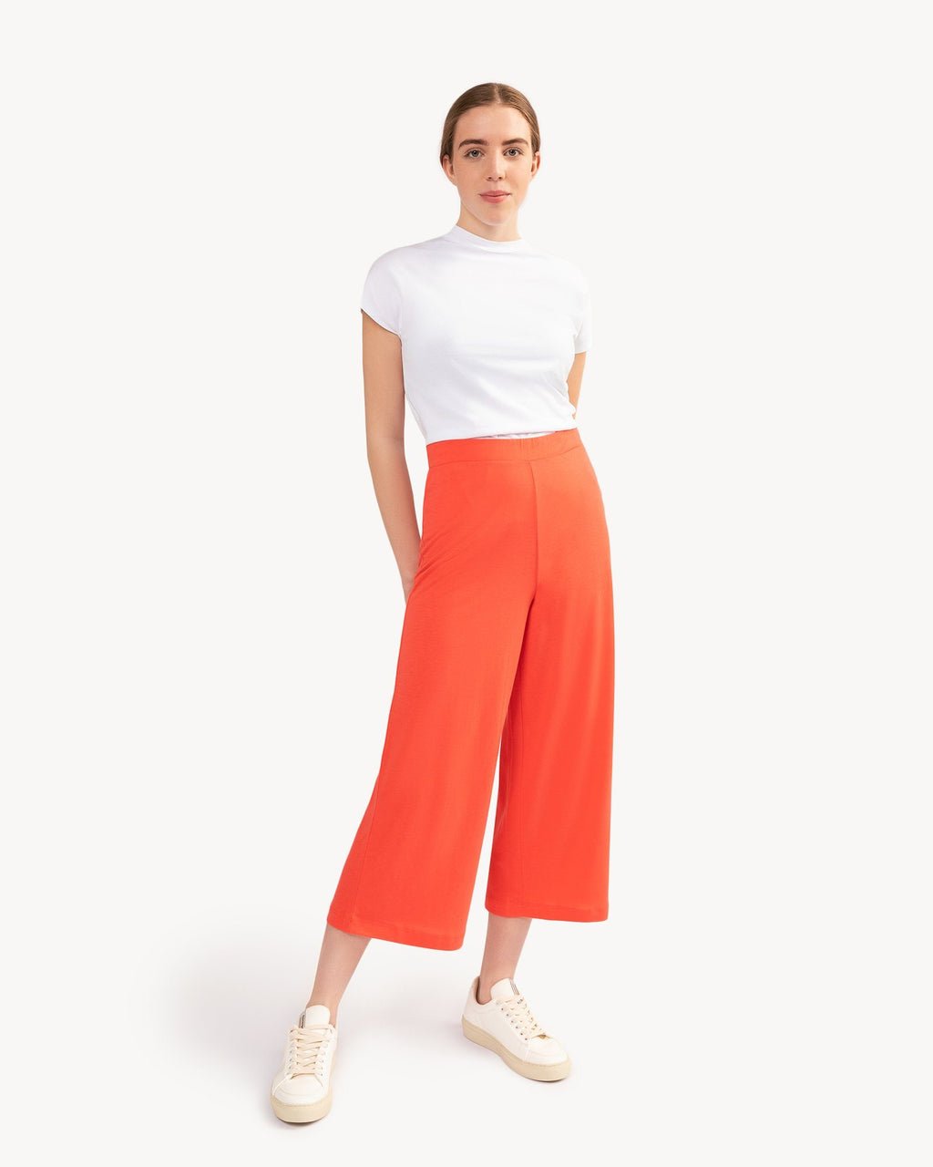 variant_2 | EN Pants Summer Red Wide Leg Women Madness | DE Hose Sommer Rot Wide Leg Damen Madness