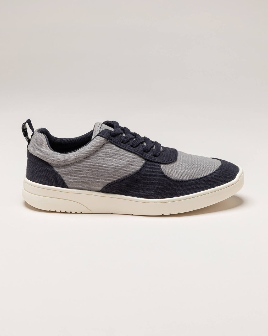 variant_1 | EN blue grey men's sneakers with laces | DE blaue graue herren sneakers mit Schnürsenkel