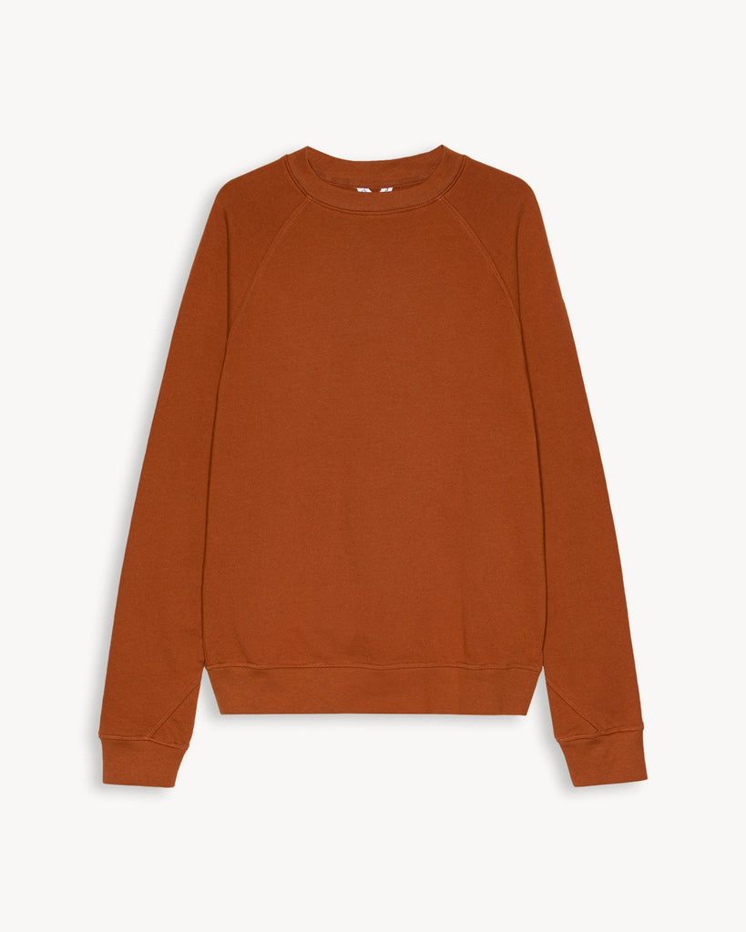 Sweatshirt Orange Herren