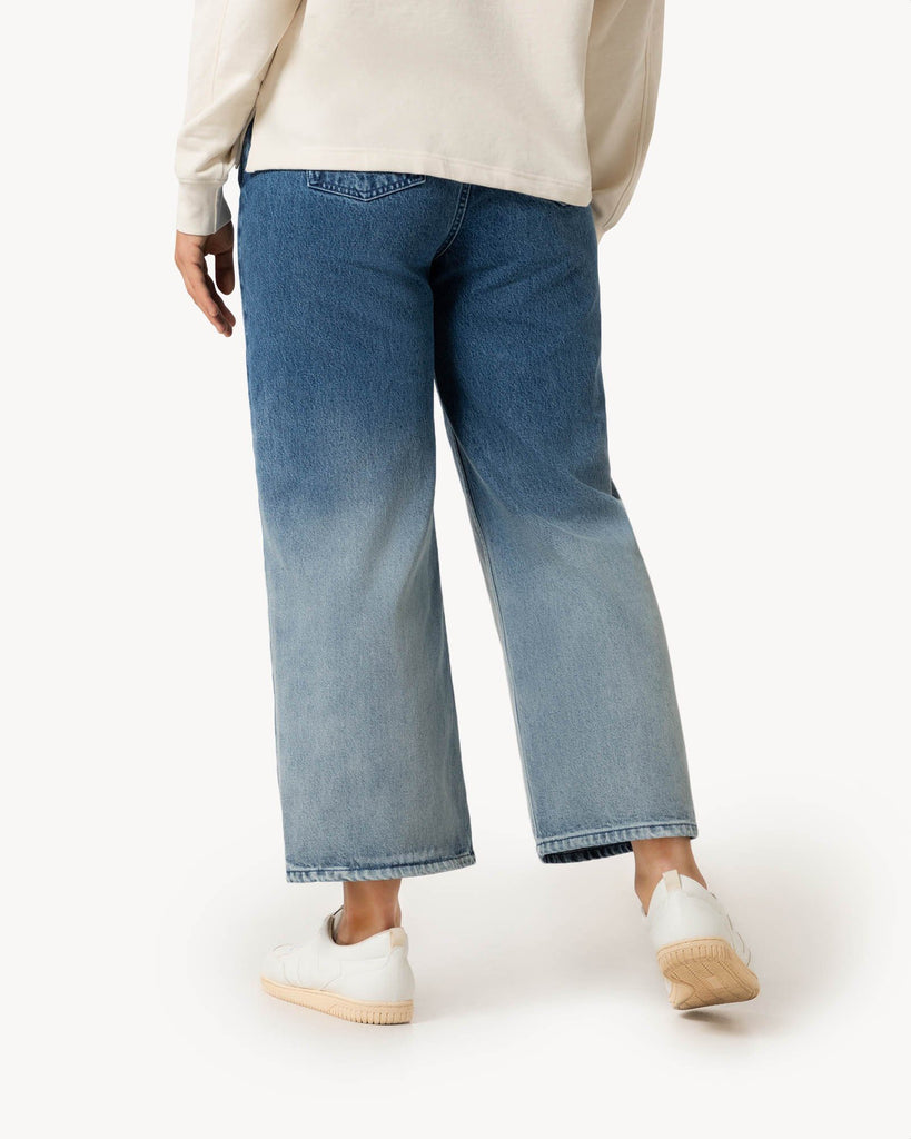 Jeanshose Highwaist Damen won hundred