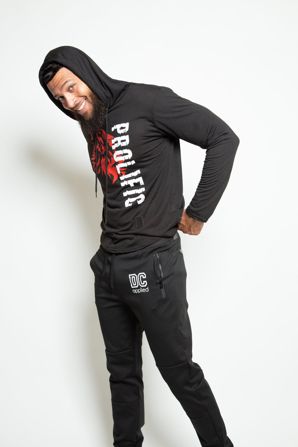 Men's Prolific fitness Hoodie