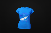 DC Applied Ladies fitted T-Shirt