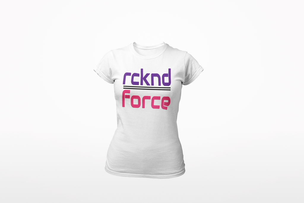 Ladies Rcknd Force T-shirt