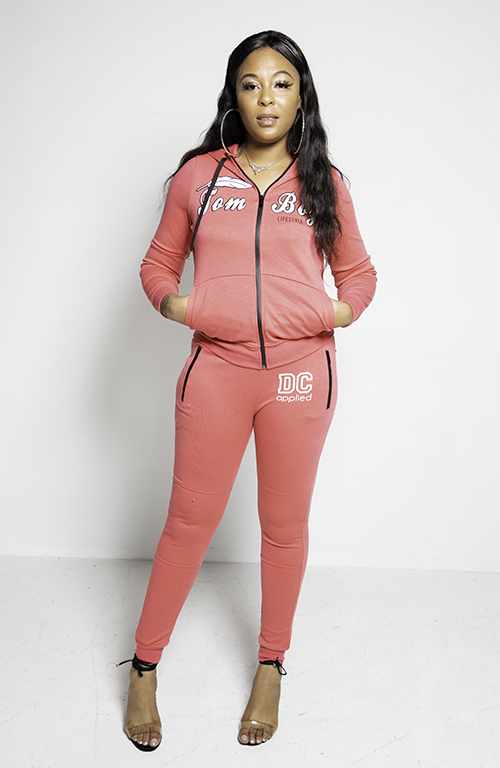 TOMBOY Lifestyle Ladies Jogger set