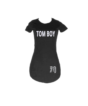 TOMBOY T shirt Dress