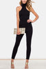 Black-sleeveless-fitted-mock-neck-jumpsuit-Revolve-Clothing-Nordstrom-Nasty-Gal-Jet-Set-Diaries-Stone-Cold-Fox-Faithfull-Urban-Outfitters-Free-People-Missguided-Asos-coupon-promotional-codes-Stradivarius-Zalando-Shopbop-Topshop-Zara-front view