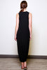 Gypsies-Sleeveless-Oversized-Casual-Maxi-Dress-Raquel-Allegra-Kaftan-Dres-Zara-Long-Dress-Rachel-Pally-Maxi-Dress-Shopbop-topshop-nordstrom-miss-selfridge-house-of-frasier-whistles-black-back view