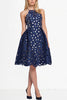 Piano-Flare-Dress-White-Blue-Laser-Cut-Cut-Out-Fit-Flare-Cocktail-Party-Dress-Formal-Sleeveless-Style-Stalker-Shopbop-Topshop-Zara-Nasty-Gal-Revolve-Clothing-Nordstrom-The-Iconic-Miss-Selfridge-Zalando-front view