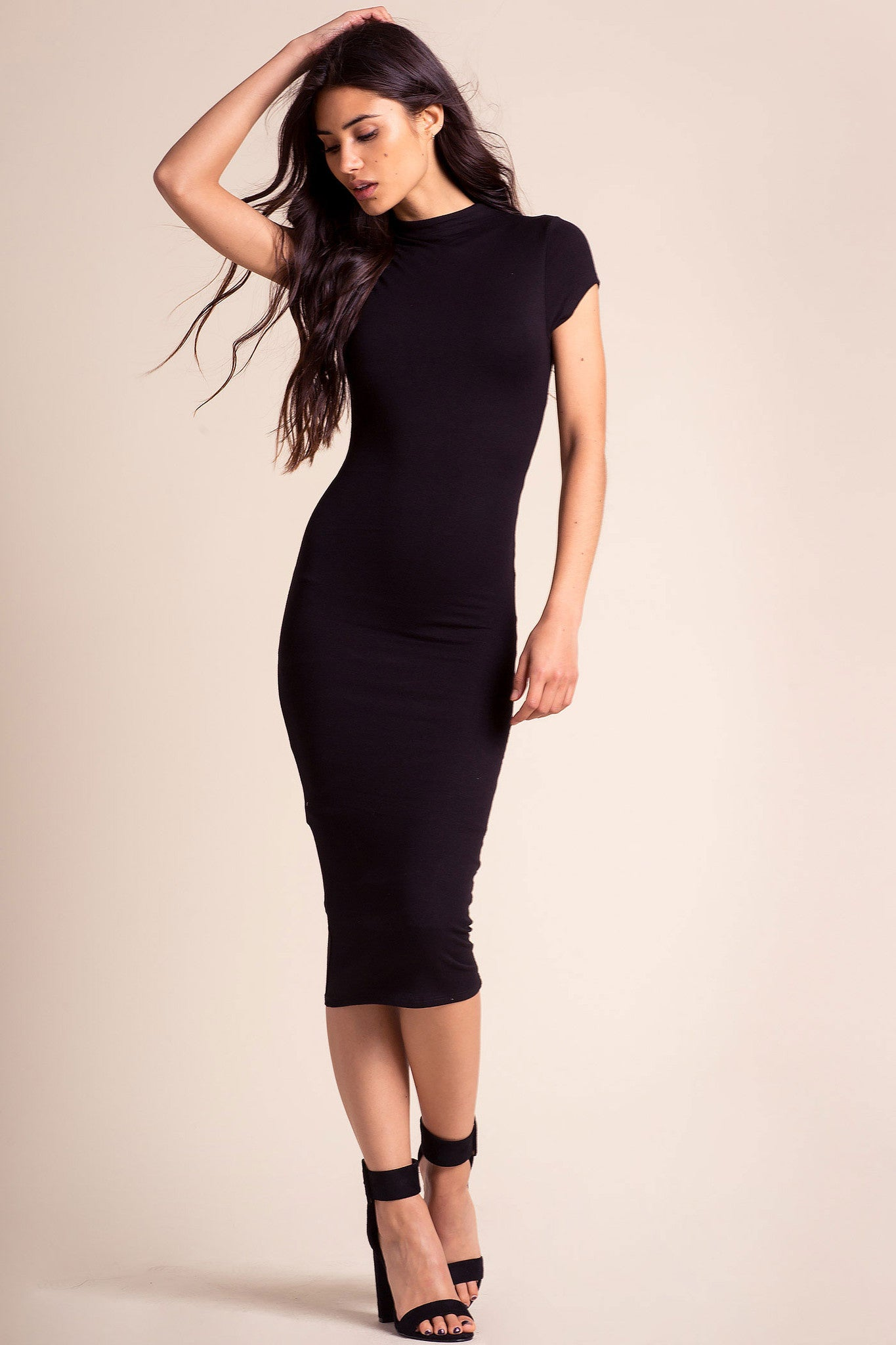 womens-little-black-party-dress-sexy-cocktail-midi-dresses-basic-jersey-dresses-under-$50