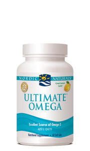 Ultimate Omega Soft Gel Capsule 60