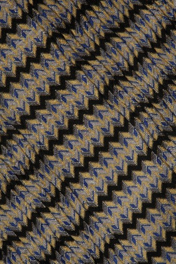 Napoleon- Striped Silk Tie