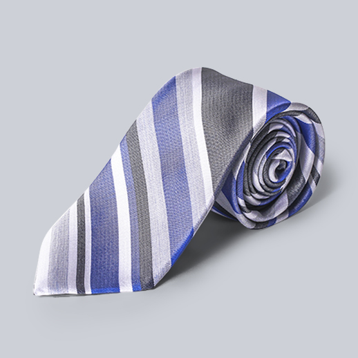 Ben Sherman Striped Tie