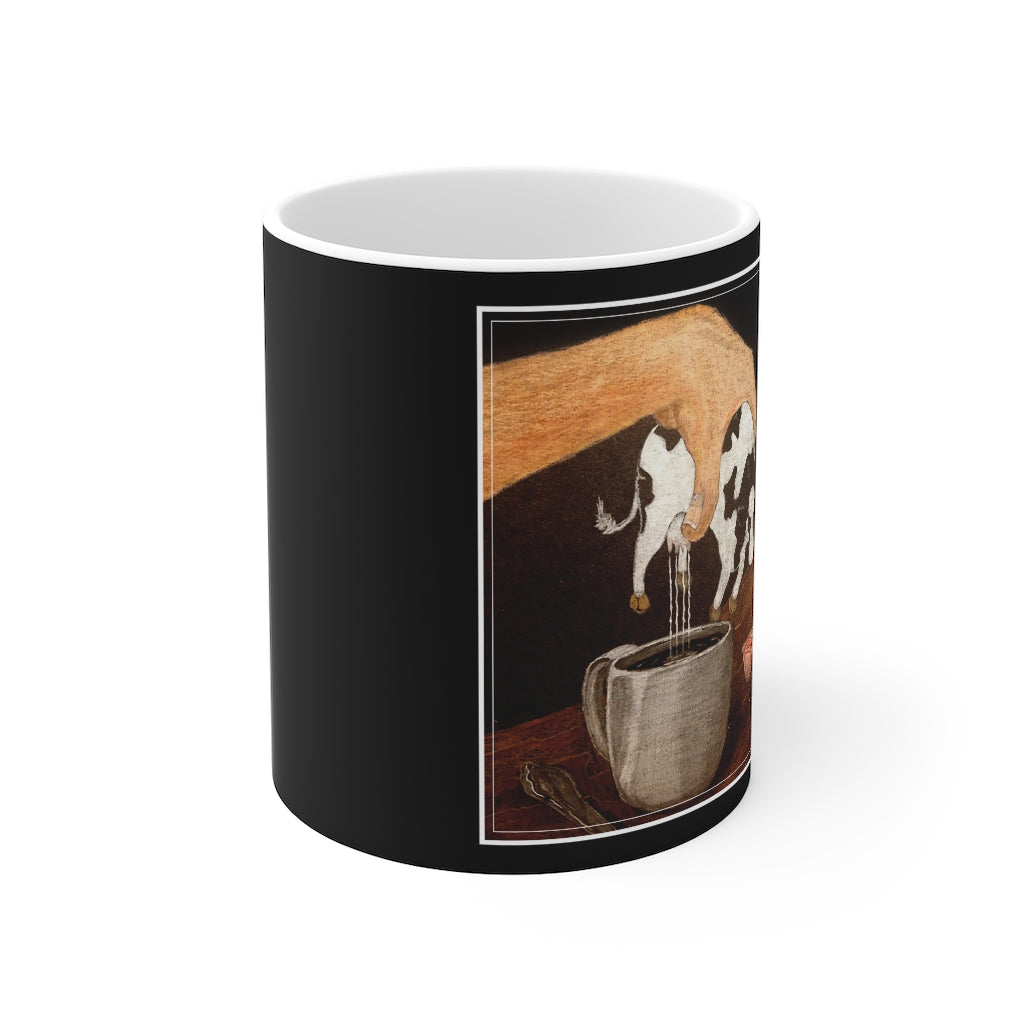 Giant Coffee Co Mug 11oz