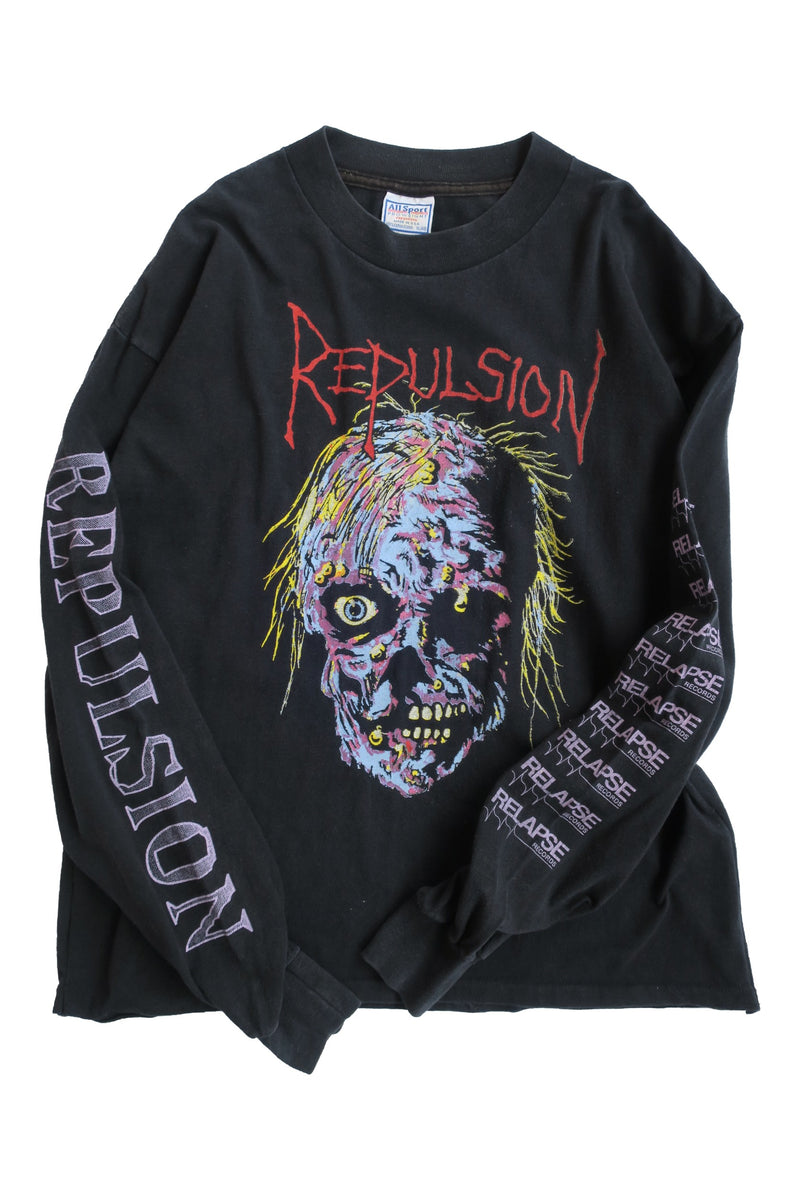 """Repulsion""  VINTAGE BAND TEE"