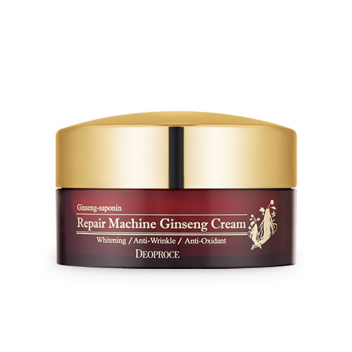 DEOPROCE REPAIR MACHINE GINSENG CREAM 100g