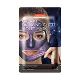 PUREDERM Galaxy Diamond Glitter Violet Mask 10g