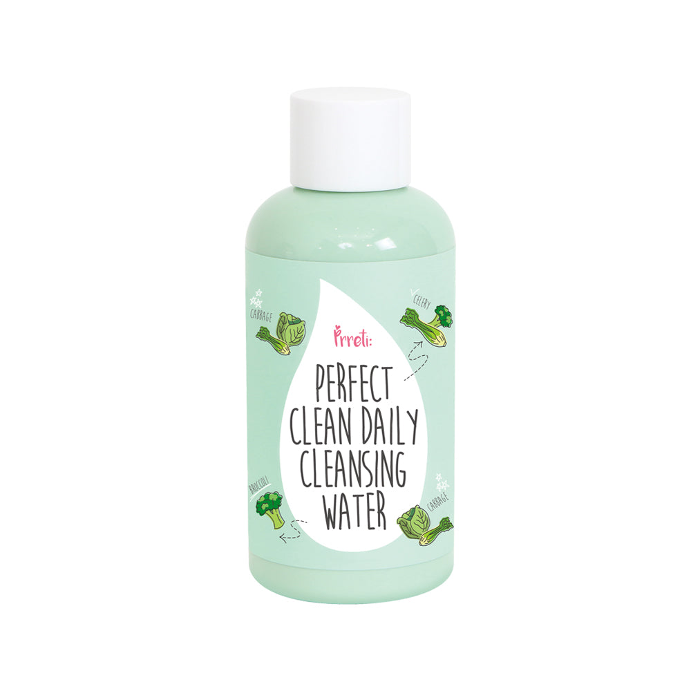 PRRETI Perfect Clean Daily Cleansing Water 250g