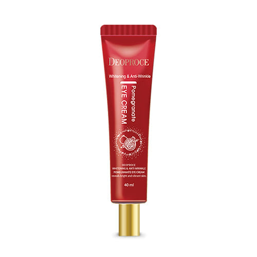 DEOPROCE WHITENING AND ANTI-WRINKLE POMEGRANATE EYE CREAM